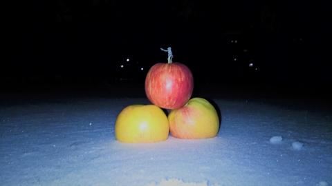 У вас уже есть фото первого снега?