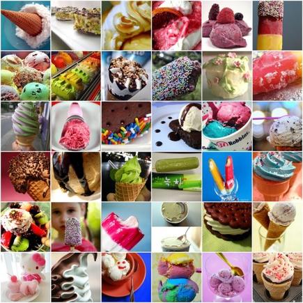 мороженое с каким вкусом ваше любимое?