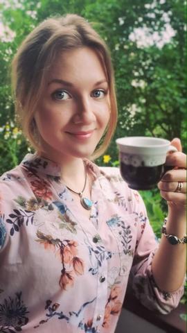 Вечерний кофей