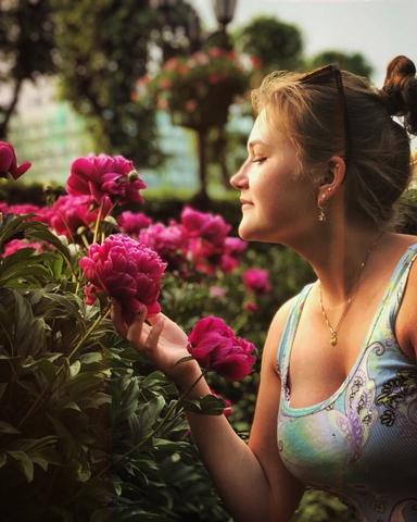 Какие Ваши любимые цветы?