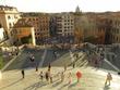 Испанская лестница в Риме [Рим, Италия, 2011]