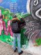 Стена Леннона в Праге - выражаем мысли [ Январь 2020, Прага]