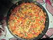 Домашняя пицца на дрожжах!!