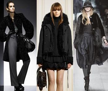 покажите осенне-зимнюю женскую куртку на осень-зиму 2009?