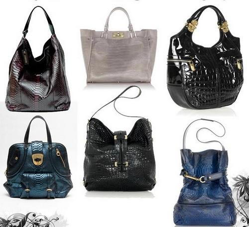 Покажите красивую женскую сумку на осенний/зимний сезон