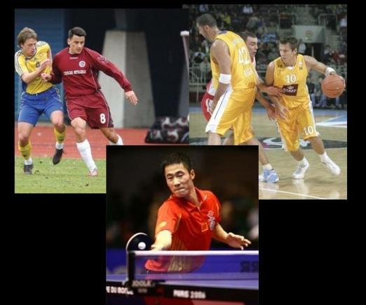 Mīļākais sporta veids, ar ko labprāt nodarbojies brīvajā laikā ?