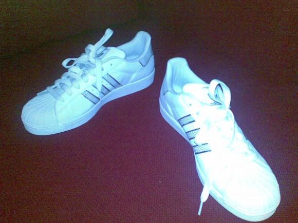 В какой обуви сейчас ходите?