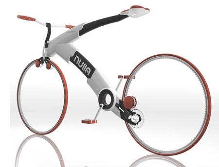 крутой велосипед!?