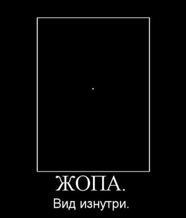 Чёрно-белый мир... Каким Вы его видите?