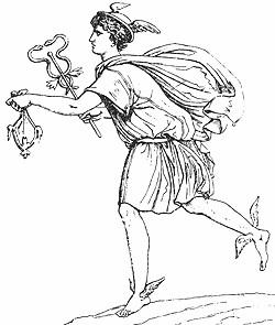 нужен рисунок сандалей Гермеса-для татуировки,ктот то сможет нарисоватй или найти нужную картинку?