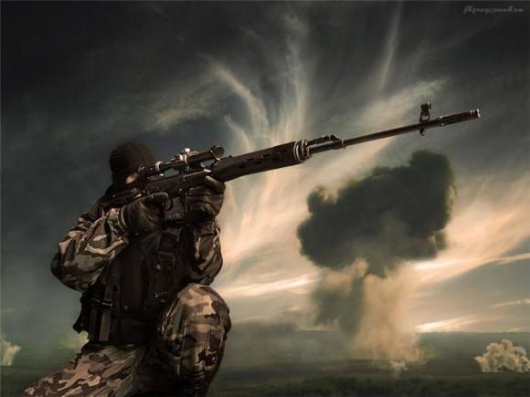 Покажите холодное оружие, которое вам очень нравится?