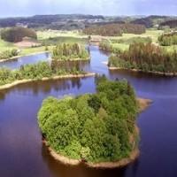 Покажите природу Латгалии?