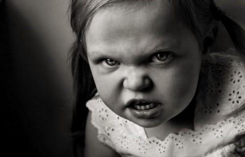 Покажите себя в гневе!?
