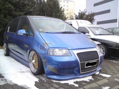 Покажите VW Sharan Tuning?