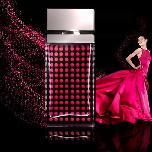 Покажите ваш любимый парфюм.