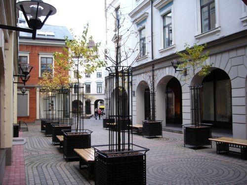 Самые красивые места Риги?