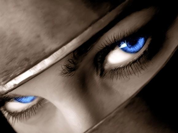 Какие глаза невозможно забыть?