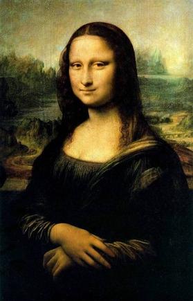 покажите вашу любимую знаменитую картину?