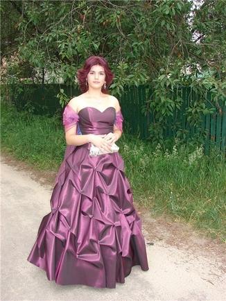 Ужасное платье на выпускной