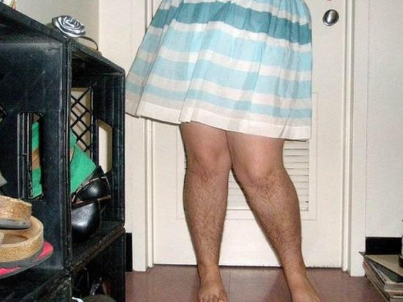 Волосатые толстые тетки