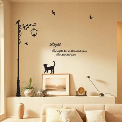 Как нарисовать на стену 9