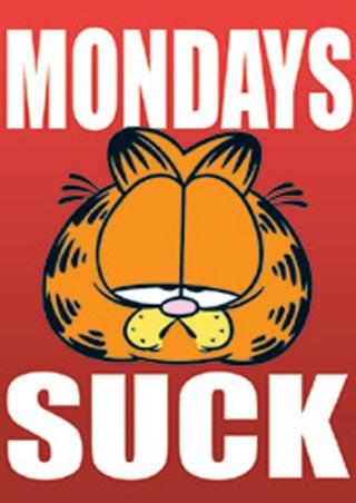 С чем у вас ассоциируется понедельник ?
