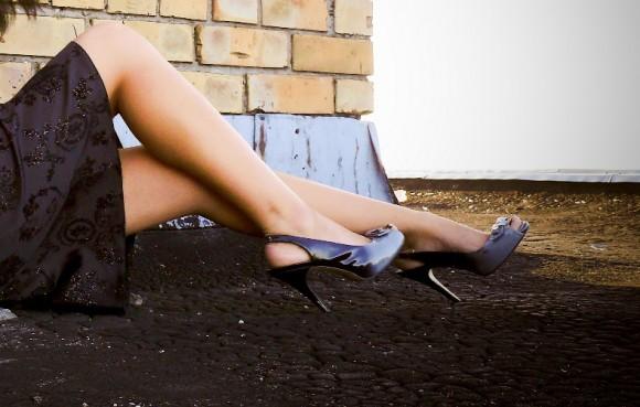 Девушки, покажите свои красивые ножки?