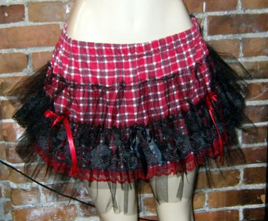 Покажите красивую юбку-пачку?