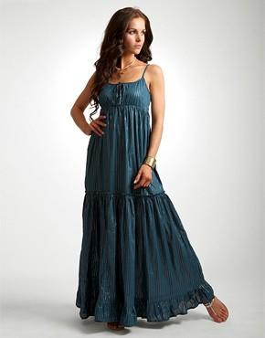 Купить Длинное Платье Летнее 41