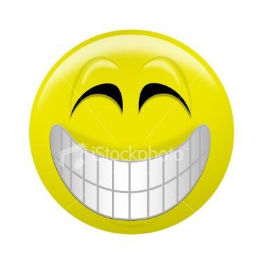 Покажите улыбку?