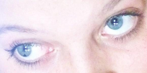 Покажите свои глаза?