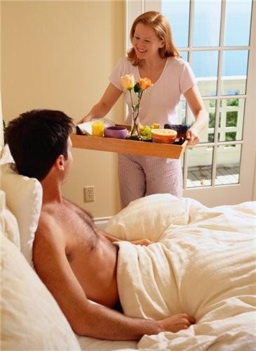 Как сделать хорошо мужчине в постели не имея много опыта