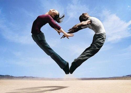 Как выглядит влюблённость ?