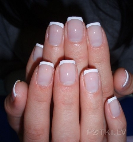 Красивые ногти у девушек фото