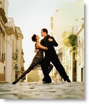 покажите красивый танец