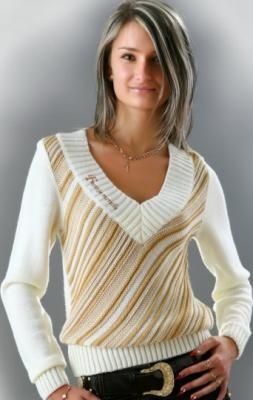 Вязанные кофты женские схемы » Женские блузки
